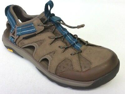 ade71facc58527 New Teva Women s Terra-Float Active Lace Sandal - Size 7 - Chocolate Chip