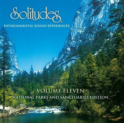 Various Artists : Solitudes 11: National Parks and Sanctua CD Quality guaranteed