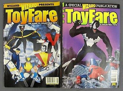 Wizard Pub ToyFare Guide to Collectible Toys Winter 1996 & Spring 1997 Special