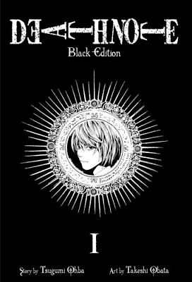 Death Note Black Edition, Vol. 1 by Tsugumi Ohba 9781421539645 (Paperback, 2010)