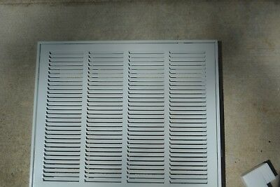 HVAC return air grille 20 X 16- swing out or down filter change- Price reduction