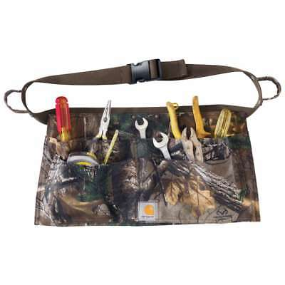 Carhartt A09 - Unisex Duck Nail Apron - Realtree 977