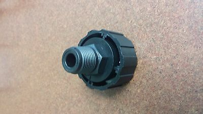 "SPX Stone, Plastic Filler Breather Cap, 3/8"" NPT,Hydraulic Power Unit,NEW"