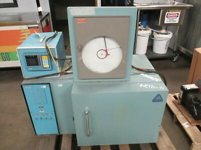AES Benchtop Temperature / Humidity Chambers Mechanically Cooled Chart Recorder