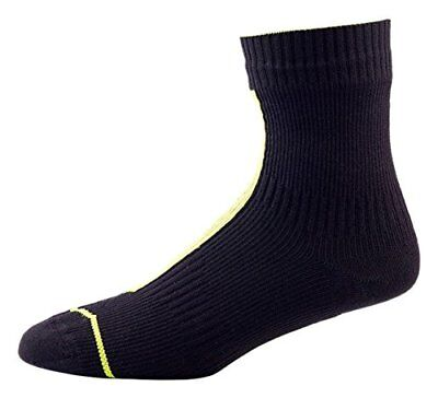 Sealskinz Waterproof Ankle With Hydrostop Road Cobalt/Navy Blue Taille M
