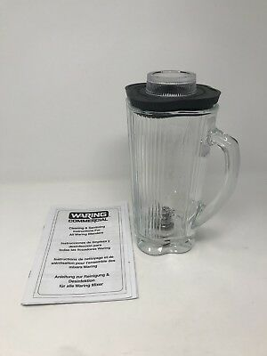 Waring CAC32 Repl Container Glass 1L