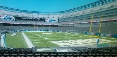 NEW YORK GIANTS PSL s two seats lower level -  9 e224e7b2c