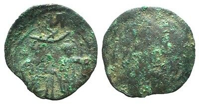 LAC Michael VIII? (1261-1282). Æ Trachy. Thessalonica.   SPA16-574