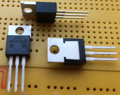 10A 2x 45V Dual Schottky Diode MBR2045CTG Common Cathode TO-220