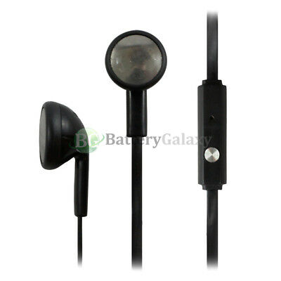 100X Headphone Headset Earbud for Android Phone Samsung Galaxy S9/ S9+ / S9 Plus