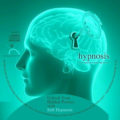 Relaxation Hypnosis Programme For Stress Relief Sleep Aid New Cd, Sale