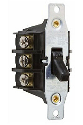 Manual Controller Switch, 3-phase, 3 Pole, 600V, 30 Amp, Pass & Seymour, 7803MD