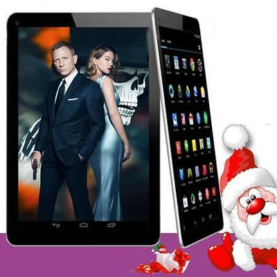 """7"""" Inch Android Tablet 16GB Quad Core 4.4 Dual Camera Bluetooth Wifi Tablet NEW"""