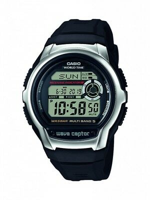 Casio Wave Ceptor Herrenuhr | Digitaluhr Funksignal WV-M60-1AER