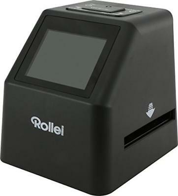 Rollei DF-S 310 SE - Scanner per Diapositive e Negativi 14 Megapixel, Interfacci
