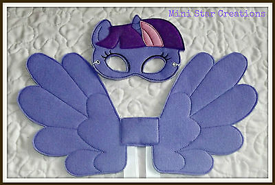 Mask and Large Wings Set - Twilight Sparkle  - My Little Pony