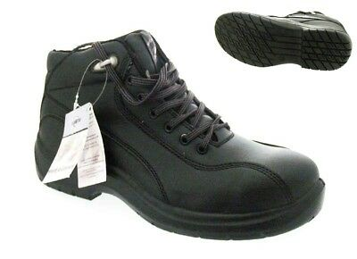 New Mens S3 Lightweight Safety Composite Toe Cap Work Boots Shoes Size 6-12
