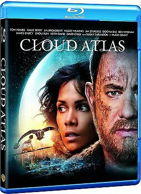 Blu Ray + Digital UV  //  CLOUD ATLAS  //  Tom Hanks  /  NEUF sous cellophane