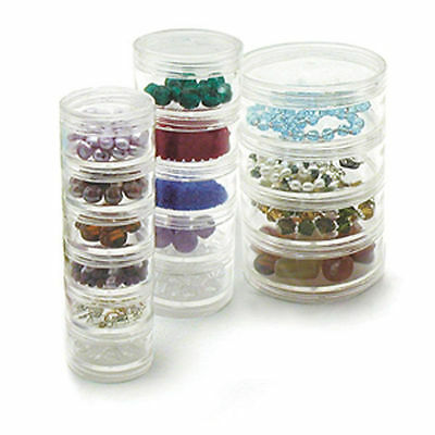 Screw-On Stackable Container