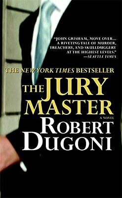 The Jury Master by Dugoni, Robert Paperback Book The Cheap Fast Free Post