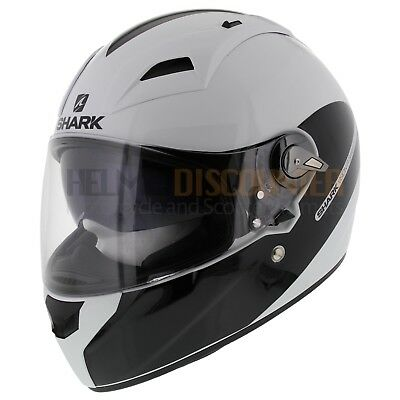 b93dcd29 SHARK VISION-R SERIES 2 Helmet - WHU / Inko WKS - Size S - XL - CLEAR OUT  SALE - £99.99 | PicClick UK