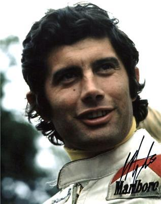 "Giacomo Agostini - Colour 10""x 8"" Signed Photo - UACC RD223"