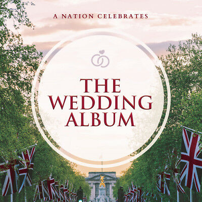 Various Composers : The Wedding Album CD (2018) ***NEW***