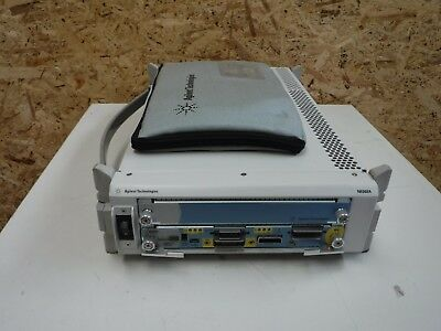 Agilent N5302A Portable 2-Slot Chassis - E2960B Protocol Analyzer With N5343A