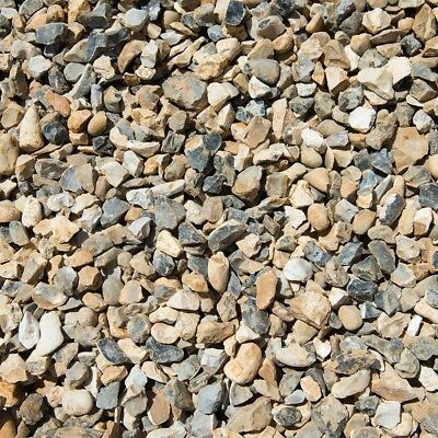 gravel shingle 20mm bulk bag 850 1000kg free nationwide. Black Bedroom Furniture Sets. Home Design Ideas