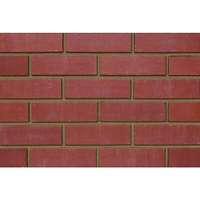 Engineering Bricks Class B Red Perforated 65mm - 100 Bricks