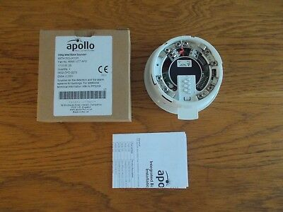 Apollo Integrated Base Sounder With Isolator 45681-277 Apo