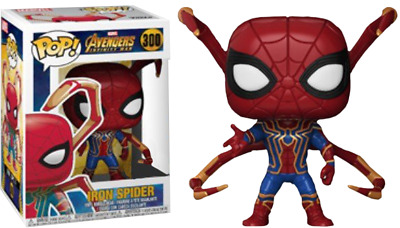 Avengers 3: Infinity War - Iron Spider with Legs Pop! Vinyl Figure