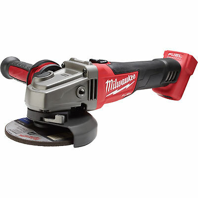 Milwaukee 2781-20 M18 4-1/2in 5in Grinder Slide Switch Lock-On Tool Only