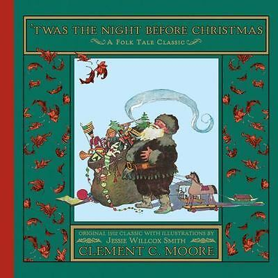 'Twas the Night Before Christmas (Holiday Classics), Moore, Clement Clarke