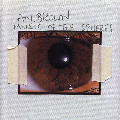 Ian Brown - Music of the Spheres (2001 Cd Album)