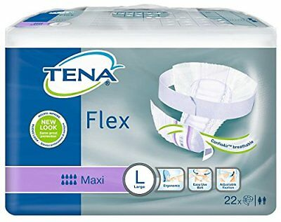 Tena - SCAHP725322 - Flex - Maxi Comfistretch Large - Pack 22