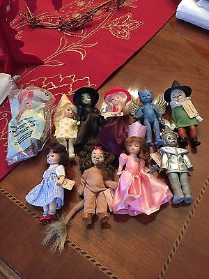 MacDonald's Madame Alexander Wizard of Oz Dolls