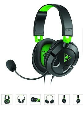 New Turtle Beach - EAR FORCE Recon 50X Over-the-Ear Gaming Headset for Xbox One