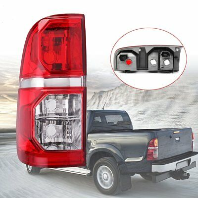 12V Red Left Rear Side Tail Back Light Brake Lamp For Toyota Hilux 2005-2015