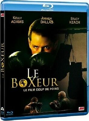 Blu Ray  //  LE BOXEUR  //  K. Adams - S. Keach - J. Dallas  /  NEUF cellophané