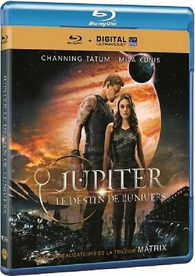 Blu Ray + Digital UV  //  JUPITER - Le Destin de l'Univers  //  NEUF cellophané