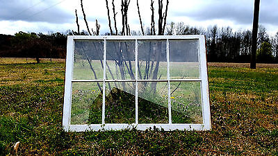 VINTAGE SASH ANTIQUE WOOD WINDOW UNIQUE FRAME PINTEREST WEDDING 40x24 NO GLASS