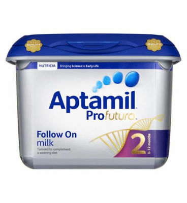 Aptamil Profutura 2 Follow On Milk Powder 800g   4 box