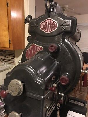 1930's Brenkert Enarc - Antique 35mm Movie Theater Film Projector MUSEUM QUALITY