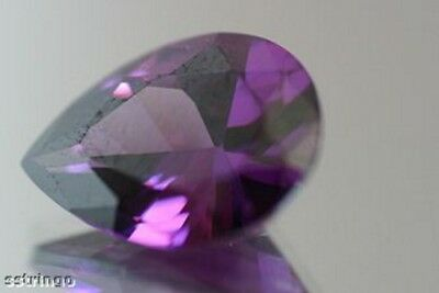 PEAR  alexandrite  colour change AAAAA CZ 3mm to 12mm SALE ON!!
