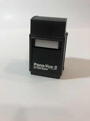 Pana-Vue 2 Illuminated Lighted Slide Viewer for 35mm 2x2 Slides by View-Master