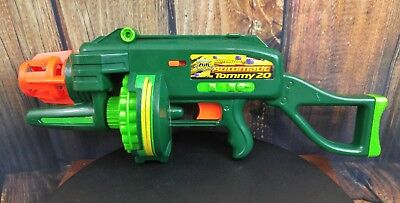 Buzz Bee Air Blasters Motorized Automatic Tommy 20 NO DARTS