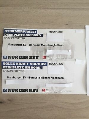 tickets hsv gladbach