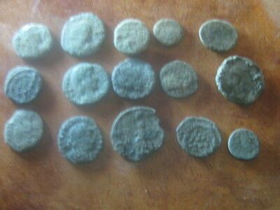 Ancient roman coins lot 29