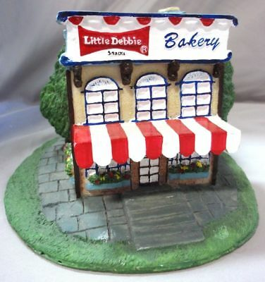 Little Debbie Snacks Collectibles Collection 1997 Village Bakery